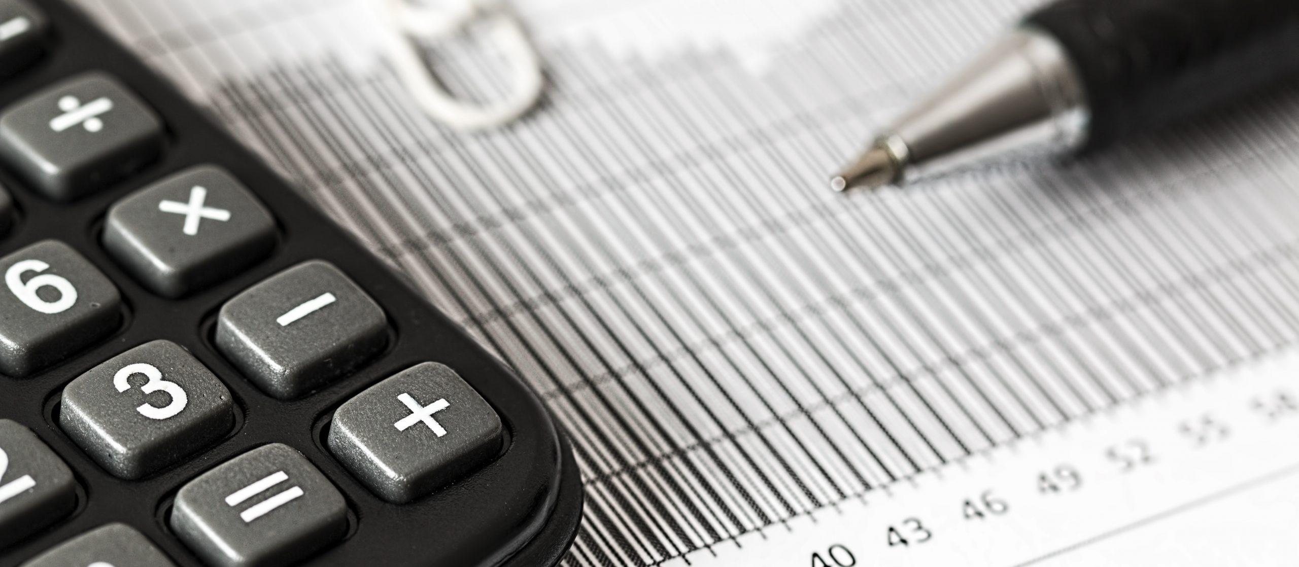 Beispielbild für einen Arbeitsplatz eines Buchhalters